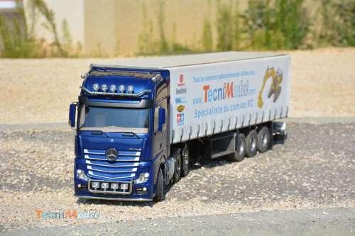 Tamiya Mercedes Actros 3363 6x4