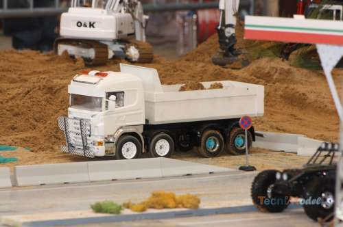 Animation camions-rc à